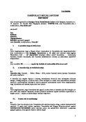 Használati megállapodás tervezet